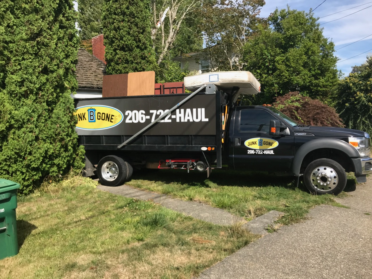 seattle furniture removal